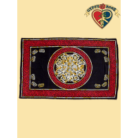 CELTIC CIRCLE TWIN TAPESTRY - BEDSPREAD