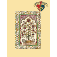 TREE OF LIFE FULL TAPESTRY - BEDSPREAD