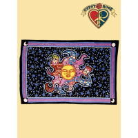 Full Size Dreaming Sun Tapestry