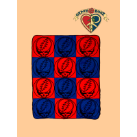 Grateful Dead SYF Throw