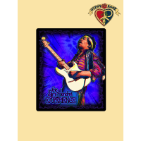 Jimi Concert Fleece Blanket