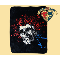 Grateful Dead Bertha Classic Throw Blanket