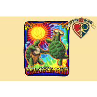 GRATEFUL DEAD TERRAPIN SUNSHINE THROW
