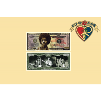 JIMI HENDRIX MILLION DOLLAR BILL