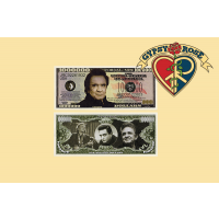Johnny Cash Million Dollar Bill