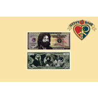 JERRY GARCIA MILLION DOLLAR BILL