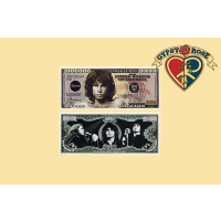 JIM MORRISON MILLION DOLLAR BILL