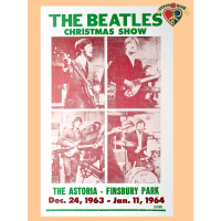 Beatles Christmas Poster