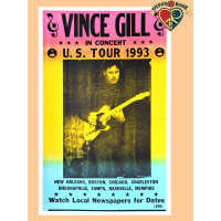 Vince Gill 1993 Poster