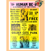 Human Be In Poster