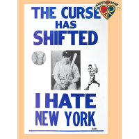 The Curse Has Shifted Poster