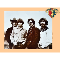 Creedence Clearwater Revival Mini Poster