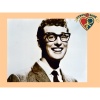 Buddy Holly Mini Poster