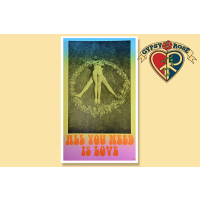 ALL NATURAL LOVE POSTER