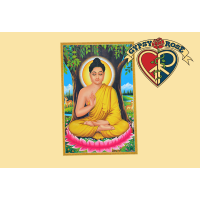 Peaceful Meditation Buddha  Poster