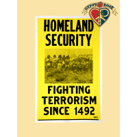 Homeland Security Historical Poster