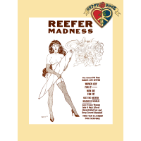 Reefer Madness Mini Poster