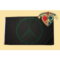 Peace Leaf Flag