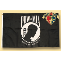 P.O.W. ALL GAVE SOME, SOME GAVE ALL FLAG