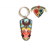 Egyptian Goddess Keychain