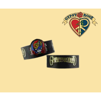 Grateful Dead 50th Anniversary Rubber Bracelet