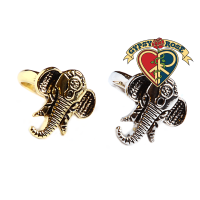 Antiqued Elephant Ring