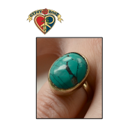 EARTH'S TREASURE GEMSTONE RING