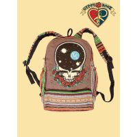 Space Your Face Grateful Dead Gheri Backpack