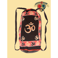 Om Cotton Duffel Bag