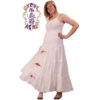ROSE MAIDEN SWEETHEART LONG DRESS