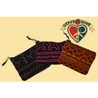 Baybeats Hmong Fabric Coin Purse Bag