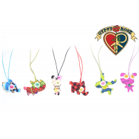 Krazy Kritters And Goober Goons Necklace