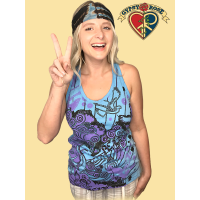 Dove Song of Peace Tank Top