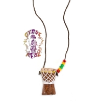 SMALL DJEMBE DRUM NECKLACE