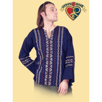 LONG SLEEVE GUATEMALAN HIPPIE TOP