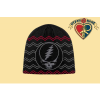 Grateful Dead Steal Your Face Knit Hat