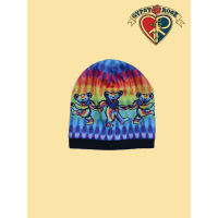 Grateful Dead Dancing Bear Hat
