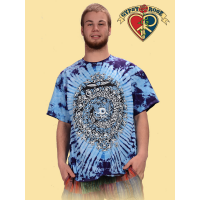 Eye Of The Swirled Tye Dye T-Shirt