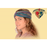 TYE DYE FLEECE HEADBAND