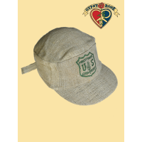 Forest Saver Hemp Embroidered Cap
