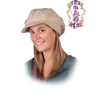 HEMP WOOL PILOT HAT
