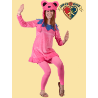 GRATEFUL DEAD DANCING BEAR DRESS SET