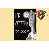 LED ZEPPELIN STAIRWAY TO HEAVEN FABRIC POSTER