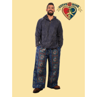 All Good Cotton Napthal Print Pants