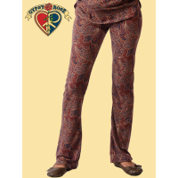 Soft n Stretchy Paisley Yoga Pants