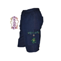 GRATEFUL DEAD DANCING BEAR CARGO SHORTS