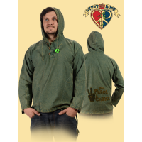 Give Peace A Chance Stonewash Cotton Unisex Hoodie