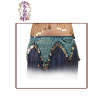 Sunset Caravan Belly Dancing Hip Belt