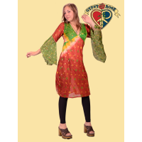 Long Silk Tunic