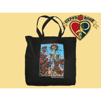 Grateful Dead Bertha Tote  Bag